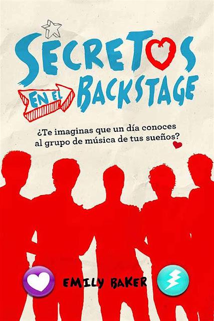 Secretos en el backstage | Emily Baker