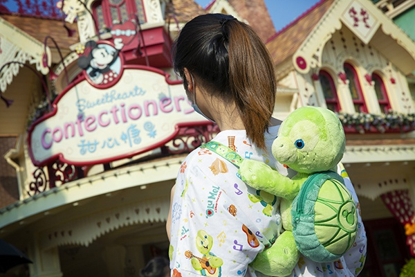 Disney, Disney Parks, Shanghai Disneyland, Shanghai Disney Resort, Duffy And Friends, 'Olu, 'Olu Mel, 上海迪士尼度假區, 上海迪士尼樂園, 奧樂米拉