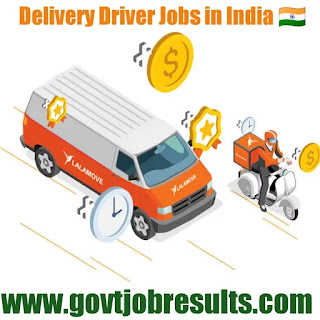 Delivery jobs in India 2021
