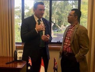 Lawatan ke Australia, Ikhtiar Gubernur Koneksikan NTB dengan Dunia