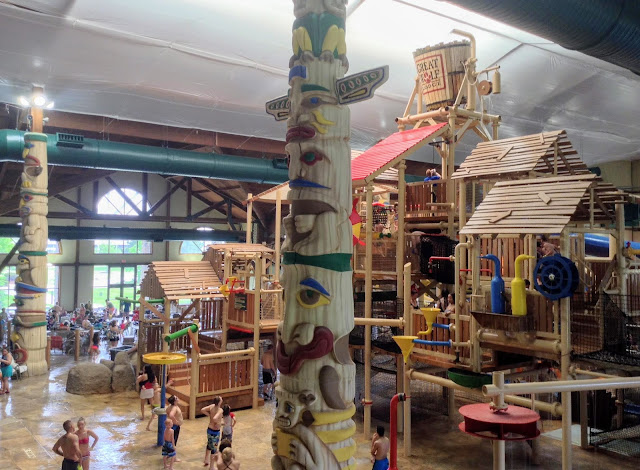 Day Tripping to Great Wolf Lodge in Sandusky Ohio