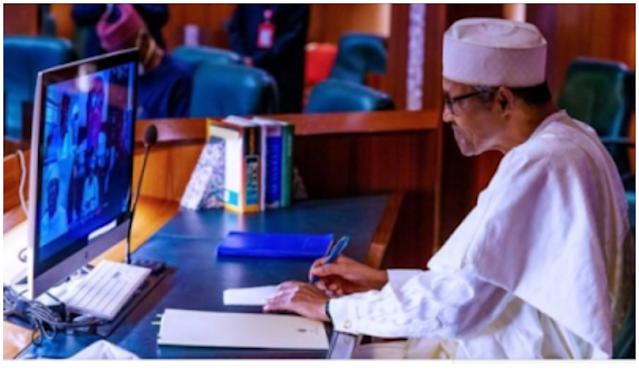 Buhari grieves for coronavirus-killed Nigerian physicians