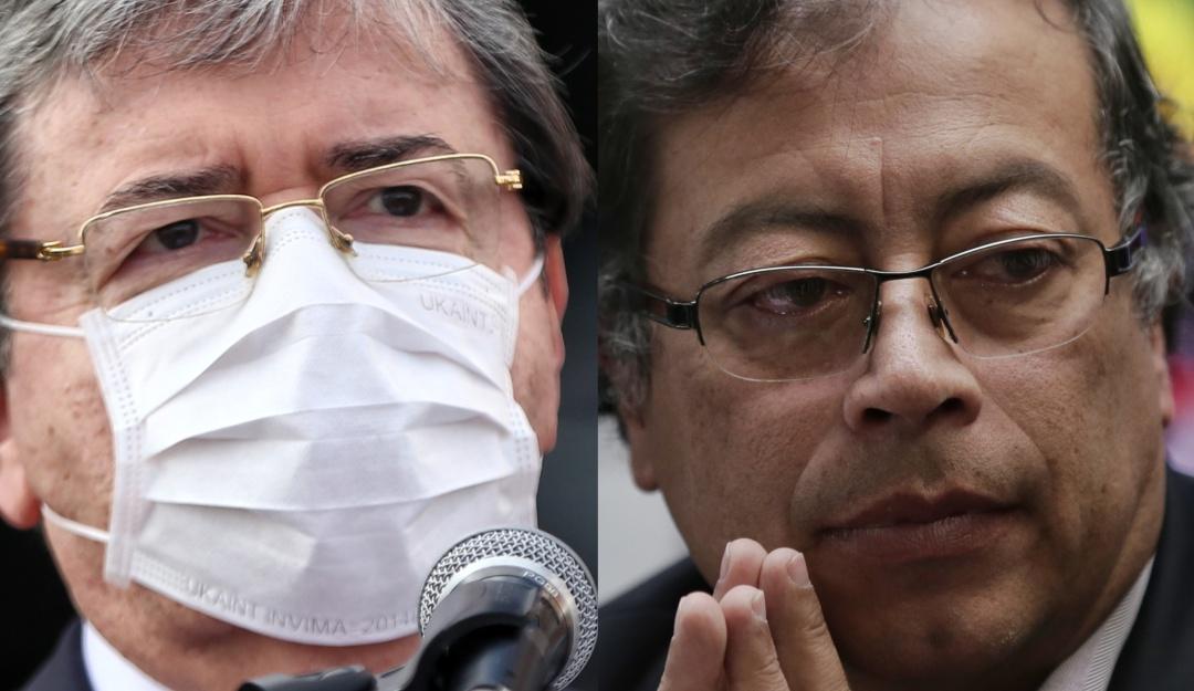 Petro exige renuncia de MinDefensa y propone reforma a la Policía