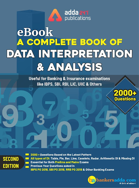 Data Interpretation and Analysis : For Bank Exam PDF Book