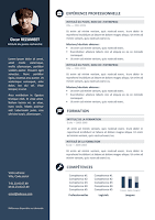 [CV WORD] Un template de CV professionnel gratuit 2020