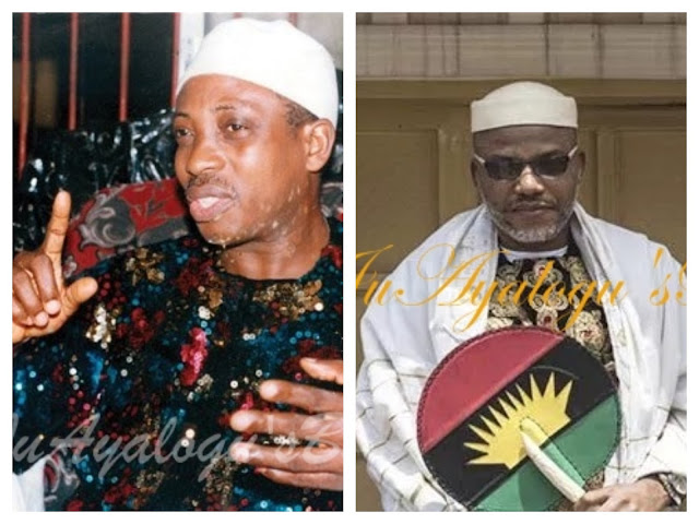 MASSOB Denies Plan to Attack Nnamdi Kanu's House in Abia