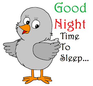 good night tweety bird