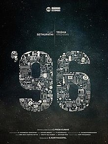 Vijay Sethupathi, Trisha Krishnan upcoming 2017 Tamil film 96 Wiki, Poster, Release date, Songs list