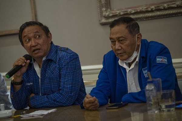 Nazaruddin Beri Uang ke Peserta KLB PD, Kubu Moeldoko: Salahnya di Mana?