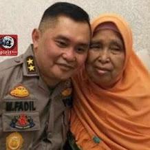 "Keluarga Besar Media SpiritNews Membacakan ""Inna Lillahi Wa Inna Ilaihi Rajiun"" Untuk Mama Kapolda Metro Jaya"