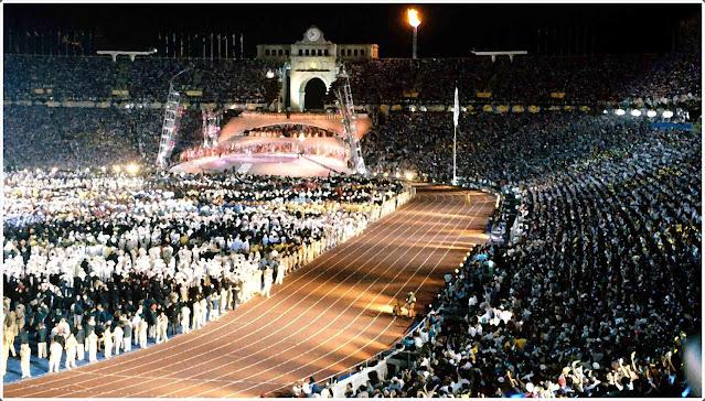 Barcelona Spain 1992 Olympics