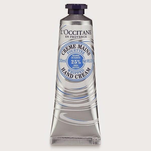 L'Occitane en Provence's Shea Butter Hand Cream.jpeg