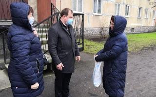 Сергей Вострецов поздравил ветеранов труда 1 мая