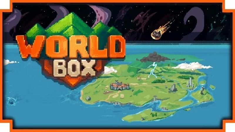 لعبة بسيطة ولكنها تسبب الادمان WorldBox