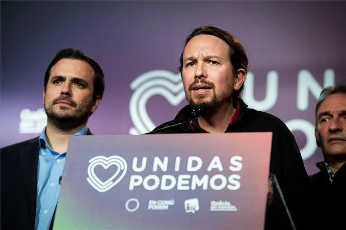 Unidas Podemos, con el pueblo saharaui.