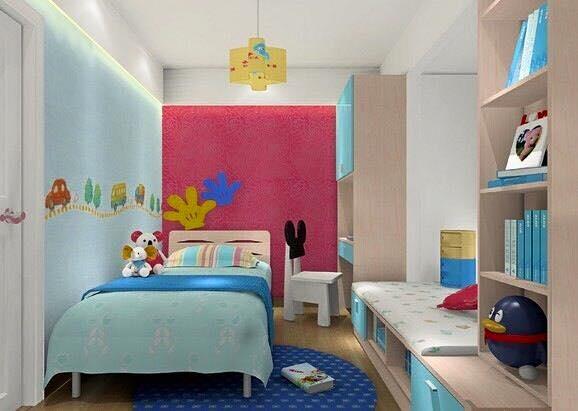 52 Dekorasi Kamar Tidur Minimalis Anak Perempuan  Desainrumahnyacom