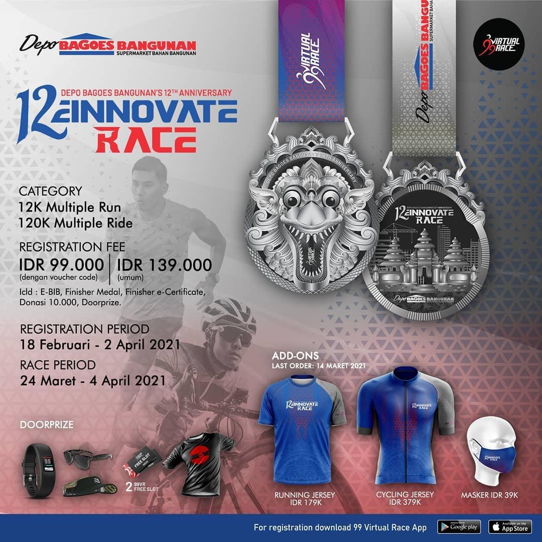 12einnovate Race • 2021