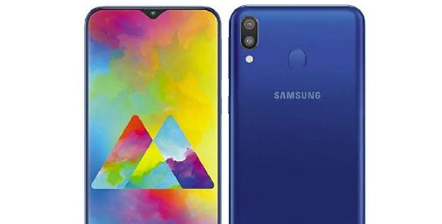 Spesifikasi dan Harga Samsung Galaxy M20