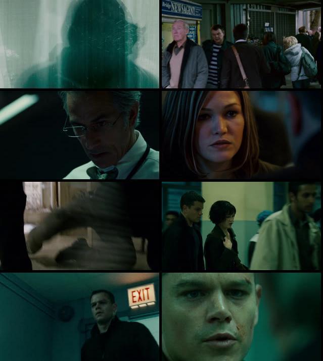 The Bourne Ultimatum 2007 Dual Audio Hindi 720 BRRip