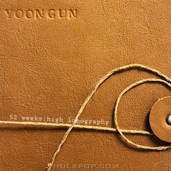 Yoon Gun – 52 Weeks: High Lomography – EP