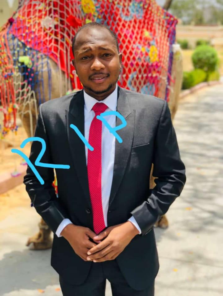 Nigerian Fresh Graduate Dies Of The Shock Of Losing His Mom