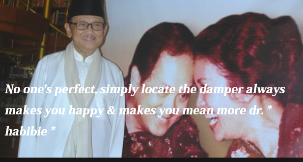 best love quotes from bj habibie and ainun extreme love