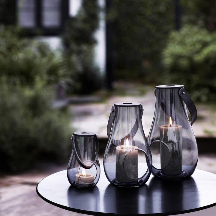 lampiony świeczniki ogrodowe