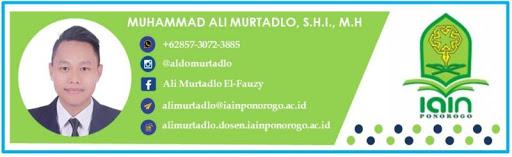 Ali Murtadlo El-Fauzy
