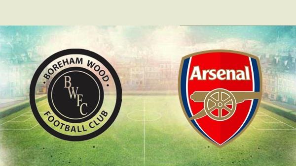 Boreham Wood vs Arsenal Full Match Replay 14 July 2018