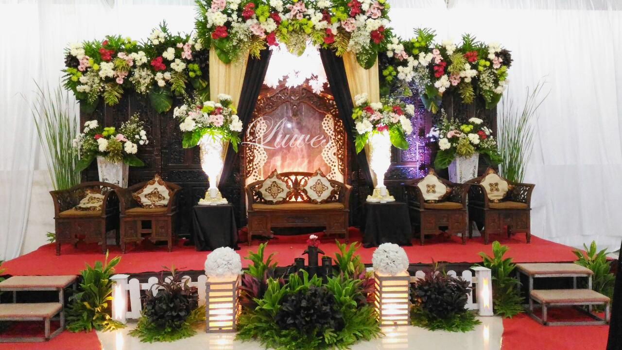 Paket catering dekorasi pernikahan murah