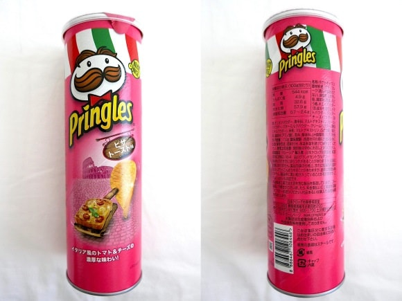Pringles Flavour of the World – Pizza Toast