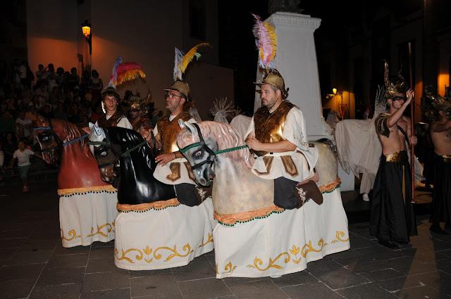 Comienzan los trabajos preparativos de la 'Proclama de las danzas' para la Bajada de la Virgen