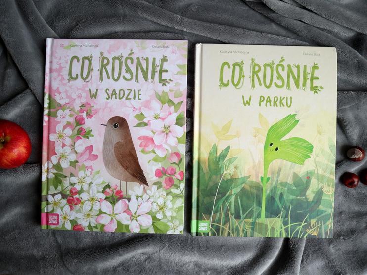 Co rośnie w sadzie, Co rośnie w parku, otymze.pl