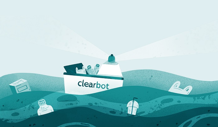 Clearbot To Clean Up The Ocean For Us