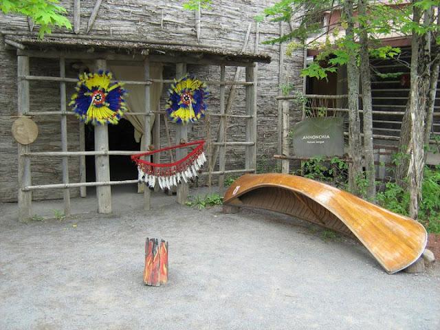 site historique de Wendake