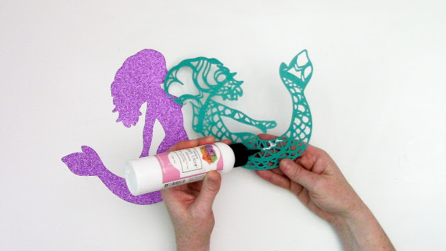3D paper designs, paper crafts, adhesives, cameo 4, liquid glue