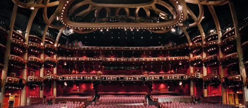 Academy Awards Inside Dolby Theatre