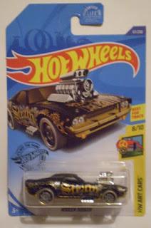 Hot Wheels 2020 Roger Dodger