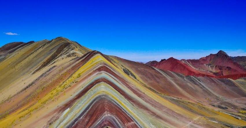Autoridades de Cusco solicitarán que cerro Vinicunca y entorno sean declarados como geoparque por Unesco