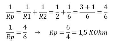 Contoh Soal Resistor Paralel dan Pembahasannya