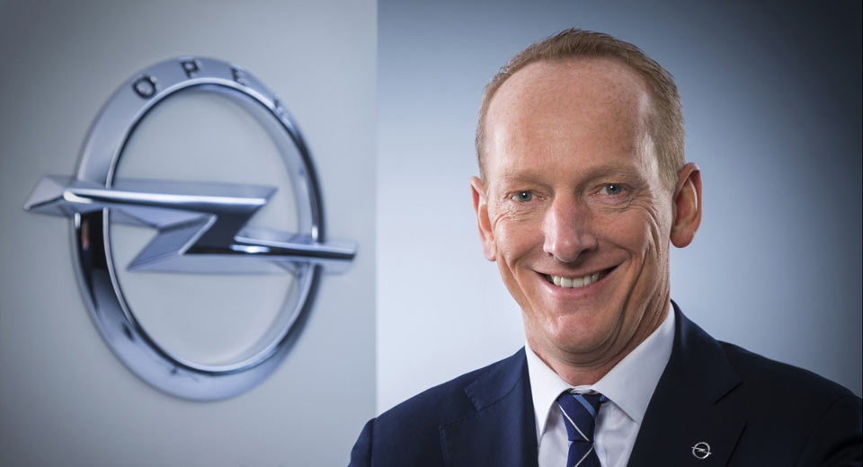 Opel CEO steps down ahead of sale to French rival