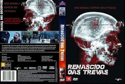 Filme Renascido das Trevas (Re-Kill) DVD Capa