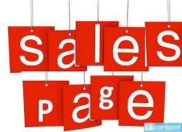 Sale Page là gì?