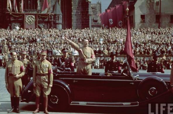 Detik-Detik Tamatnya Empayar Nazi