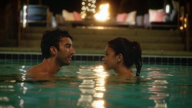 Sex in the pool video photos 49