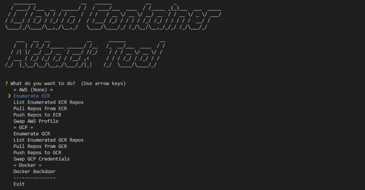 CCat: Cloud Container Attack Tool 2019