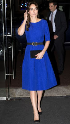 Style of the day: Kate Middleton the Duchess of Cambridge