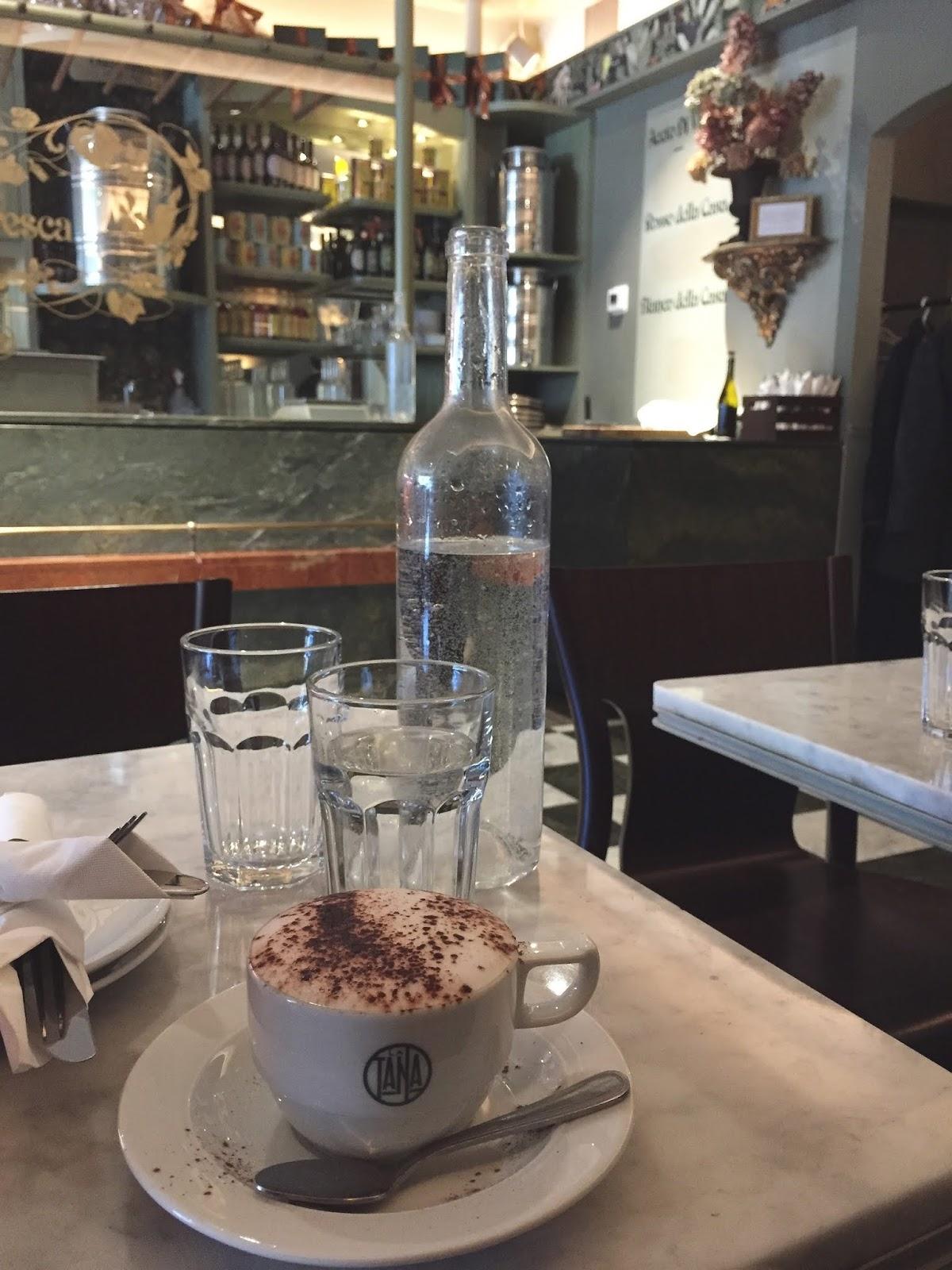 Caffe La Tana Vancouver