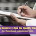 Quality Control | Apa itu Quality Control?