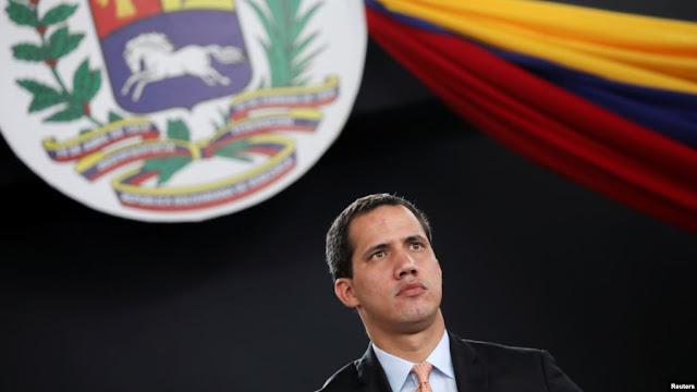 MUNDO: Guaidó en Colombia, se reúne con Pompeo este lunes.